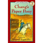 Changs Paper Pony (Paperback)