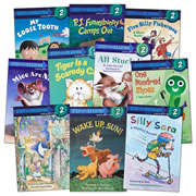 Step Into Reading - Step 2 Grade 1 (Set of 10)