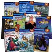 Step Into Reading - Step 4 Grades 2 - 3 (Set of 10)