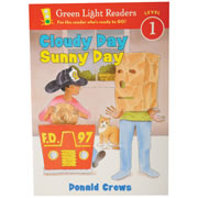 Cloudy Day, Sunny Day (Paperback)
