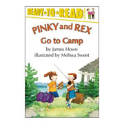 Pinky and Rex Go to Camp (Paperback)
