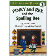 Pinky And Rex And The Spelling Bee (Paperback)