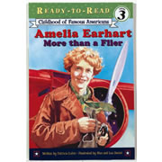 Amelia Earhart: More Than A Flier (Paperback)