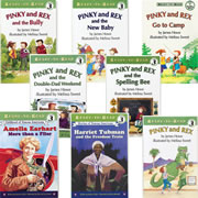 Ready to Read Level 3 - Grades 2-3 (Set of 8)
