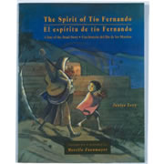 The Spirit Of Tio Fernando - Paperback