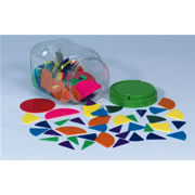 Fraction Circles Jar
