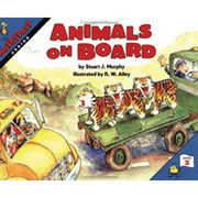 Animals On Board - Paperback