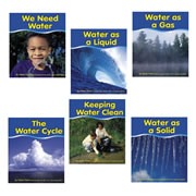 Water Book Set (set of 6)
