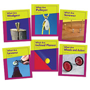 Looking At Simple Machines Book Set (Set of 6)