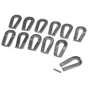 Horseshoe Magnets (set of 12)