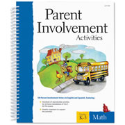 Parent Involvement Activities: Math (Grades K-3)