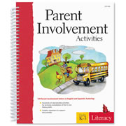 Parent Involvement Activities: Literacy (Grades K-3)