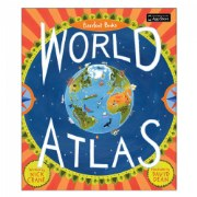 Barefoot Books World Atlas (Hardcover)