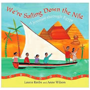 We're Sailing Down the Nile - Paperback