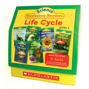 Science Vocabulary Readers - Life Cycles