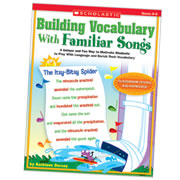 Building Vocabulary with Familiar Songs
