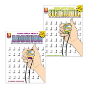 Timed Math Drills - Addition & Subtraction