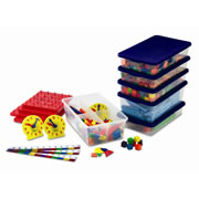 Hands-On-Standards: Grades 1-2 Manual and Manipulatives Kit