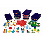 Hands-On-Standards: Grades 3-4 Manual and Manipulatives Kit