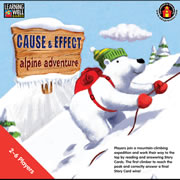 Cause & Effect - Alpine Adventure (Red Level: 2.0 - 3.5)