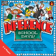 Inference - School Days (Red Level: 2.0 - 3.5)