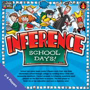 Inference School Days Grades 3.5-5.0 by Edupress