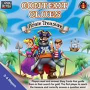 Context Clues Hidden Treasure 3.5-5.0 by Edupress