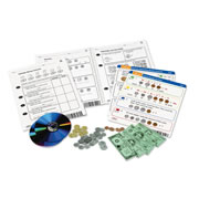 Radius™ CD Card Set Math: Money