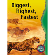 Biggest, Highest, Fastest - Paperback