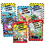 Postcards from Buster Book Set (Set of 6)