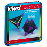 Elementary Math & Geometry K'NEX set