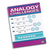 Analogy Challenges - Advanced