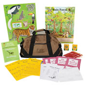 Thematic Writing Adventure Kit - Rain Forest (Grade 2 - 8)