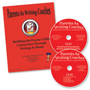 Parent Connection Writing Workshop -  Grades 1 - 3