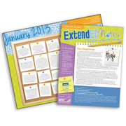The ExtendED Notes Monthly Newsletter (U.S. Only)