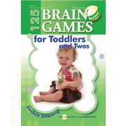 125 Brain Games for Toddlers and Twos, Revised - eBook