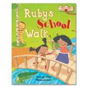 Ruby's School Walk - Paperback