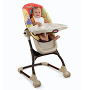 Luv U Zoo™ EZ Clean High Chair