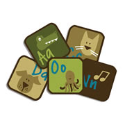 Learning Blocks Kit - Nature