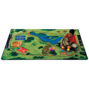 "At the Park Rug - 7'8"" x 10'10"" - Rectangle"