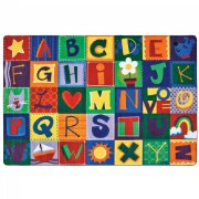 Toddler Alphabet Blocks