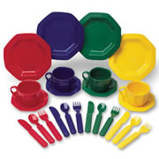 Pretend and Play Dish Set