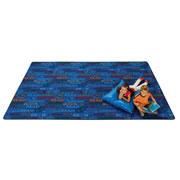 Read to Dream Pattern Rug