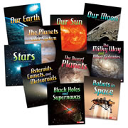The Solar System and Beyond (Set of 4) - Paperback