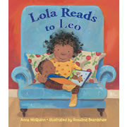 Lola Reads to Leo - Paperback
