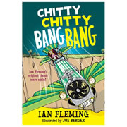 Chitty Chittany Bang Bang; The Magical Car - Paperback