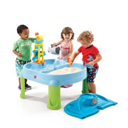 Splash & Scoop Bay Sand and Water Table