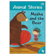 Animal Stories: Marsha and the Bear - Paperback