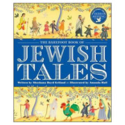 Jewish Tales - Hardback Book with CD