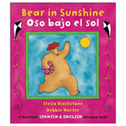 Bear in Sunshine (Osos bajo el sol) - Bilingual Board Book